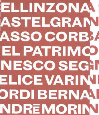 Bellinzona 2001 (Paperback)