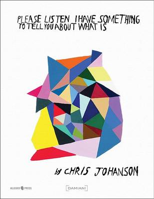 Please listen I have something to tell you about what is (Hardback)