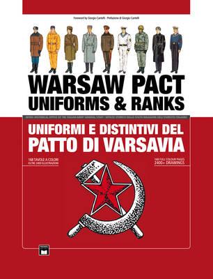 Warsaw Pact Uniforms & Ranks (Hardback)