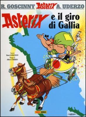 Asterix in Italian: Asterix e il giro di Gallia (Hardback)