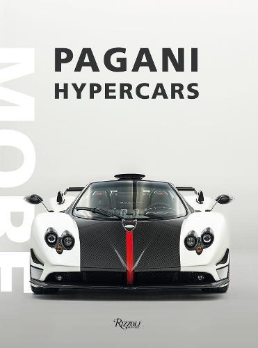 Pagani Hypercars (Hardback)