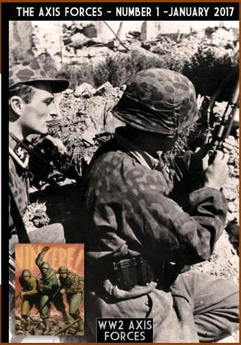 The Axis Forces 1 - Axis Force 1 (Paperback)