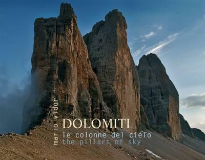 Dolomiti: The Pillars of Sky (Hardback)