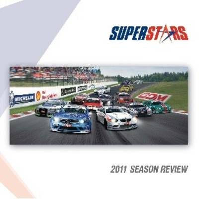 Superstars 2011: Season Review (Hardback)