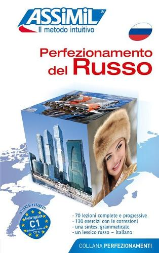 Perfezionamento Del Russo: Methode de Perfectionnement russe por Italiens (Paperback)
