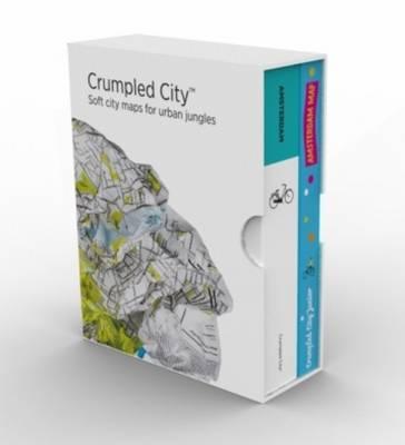 Bundle Amsterdam Adult & Junior Crumpled City Maps (Sheet map)