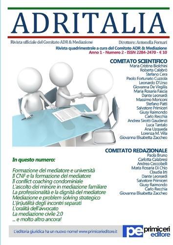 Adritalia (Num 2 / 2014) (Paperback)