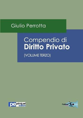 Compendio Di Diritto Privato (Volume Terzo) (Paperback)