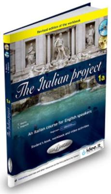 The Italian Project: Student's book + workbook + DVD + CD-audio 1a