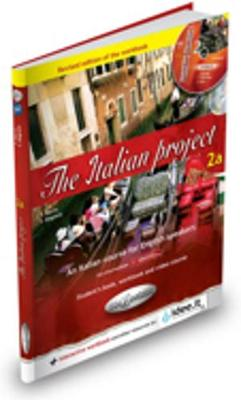 The Italian Project: Student's book + workbook + DVD + CD-audio 2a