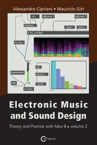 Electronic Music and Sound Design - Theory and Practice with Max 8 - Volume 2 (Third Edition) (Paperback)