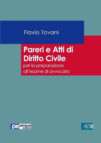 Pareri E Atti Di Diritto Civile (Paperback)