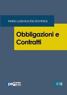 Obbligazioni E Contratti (Paperback)