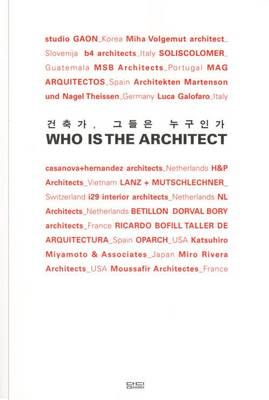 Who is the Architect (Paperback)