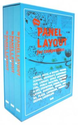 Panel Layout for Competition Vols 4, 5, 6 (Hardback)