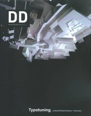 Kadawittfeldarchitektur: Typotuning - Design Document S. v. 31 (Hardback)