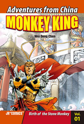 Birth of Stone Monkey - Adventures from China: Monkey King (Paperback)