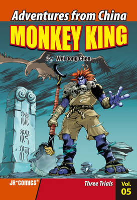 Three Trials - Adventures from China: Monkey King (Paperback)