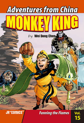 Fanning the Flames - Adventures from China: Monkey King (Paperback)
