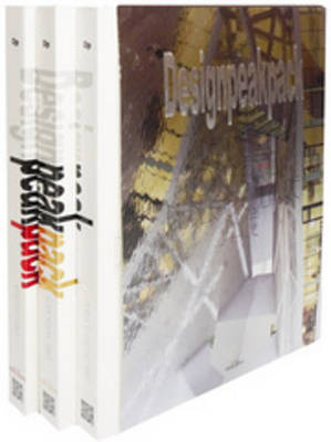 Designpeakpack - 3 Vols Public and Cultural, Commercial, Residence Spaces (Paperback)