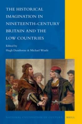 The Historical Imagination in Nineteenth-Century Britain and the Low Countries - National Cultivation of Culture 5 (Hardback)