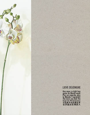 Lieve Dejonghe: The More You Look, the Larger the World Becomes (Hardback)