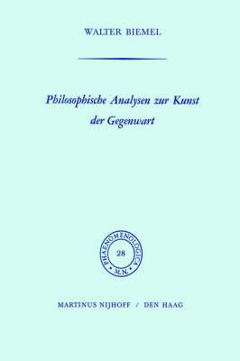 Temporary Title 19991119 - Phaenomenologica 28 (Hardback)