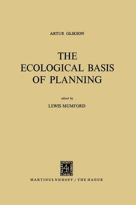 The Ecological Basis of Planning (Paperback)