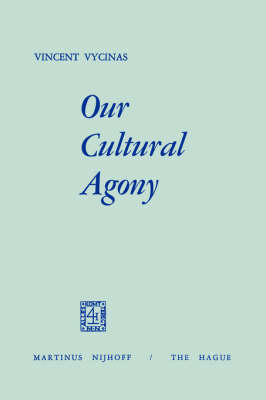 Our Cultural Agony (Paperback)