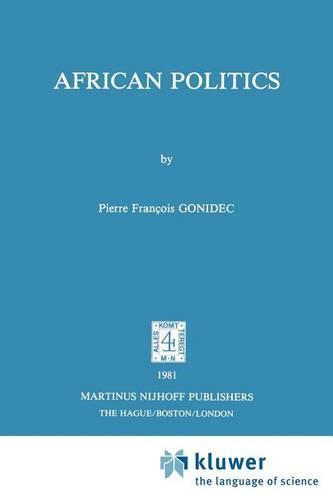 African Politics (Paperback)