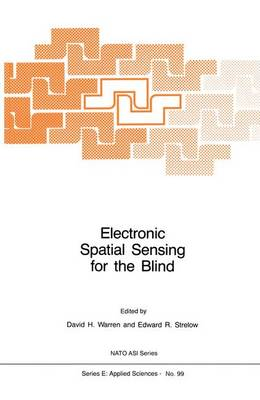 Electronic Spatial Sensing for the Blind: Contributions from Perception, Rehabilitation, and Computer Vision - Nato Science Series E: 99 (Hardback)