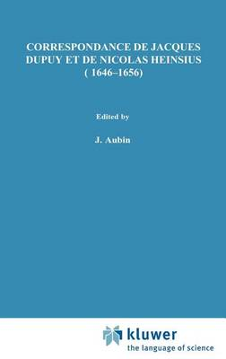 Temporary Title 19991103 - Archives Internationales D'histoire Des Idees./International Archives of the History of Ideas 40 (Hardback)