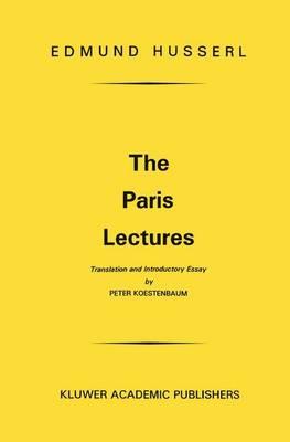 The Paris Lectures (Paperback)