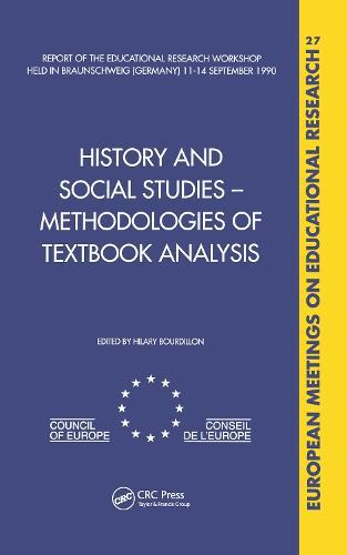 History and Social Studies (Hardback)