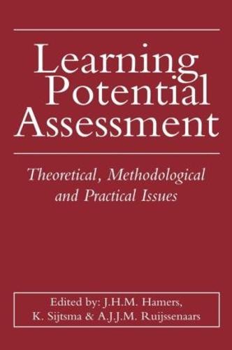 Learning Potential Assessment (Hardback)
