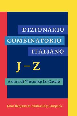 Dizionario Combinatorio Italiano (Hardback)