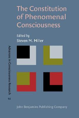 The Constitution of Phenomenal Consciousness: Toward a science and theory - Advances in Consciousness Research 92 (Hardback)