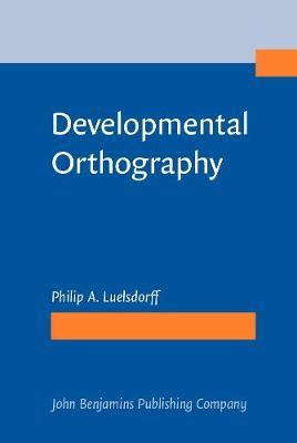 Developmental Orthography (Hardback)