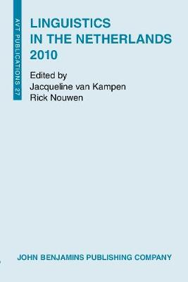 Linguistics in the Netherlands 2010 - Linguistics in the Netherlands 27 (Paperback)