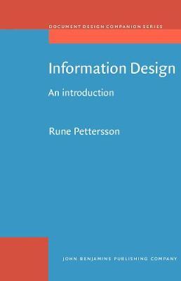 Information Design: An introduction - Document Design Companion Series 3 (Paperback)