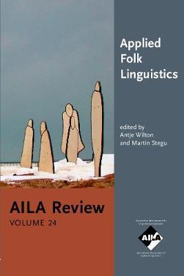Applied Folk Linguistics - AILA Review 24 (Paperback)