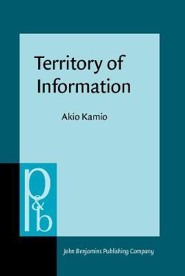 Territory of Information - Pragmatics & Beyond New Series 48 (Hardback)