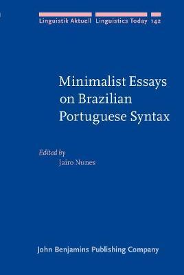 Minimalist Essays on Brazilian Portuguese Syntax - Linguistik Aktuell/Linguistics Today 142 (Hardback)