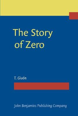 The Story of Zero (Paperback)