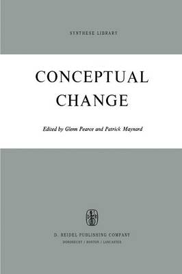 Conceptual Change - Synthese Library 52 (Paperback)