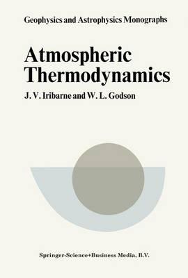 Atmospheric Thermodynamics (Hardback)