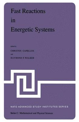 Fast Reactions in Energetic Systems: Proceedings of the NATO Advanced Study Institute held at Preveza, Greece, July 6 - 19, 1980 - NATO Science Series C 71 (Hardback)
