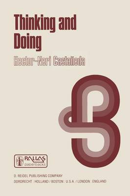 Thinking and Doing: The Philosophical Foundations of Institutions - Philosophical Studies Series 7 (Paperback)