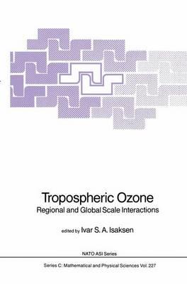 Tropospheric Ozone: Regional and Global Scale Interactions - NATO Science Series C 227 (Hardback)