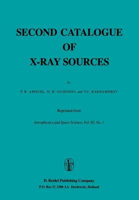 Second Catalogue of X-ray Sources (Paperback)